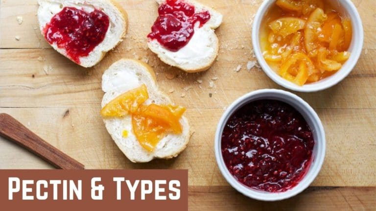 What is Pectin? What are Types of Pectin?